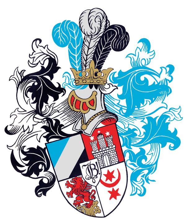 Wappen des Corps Irminsul Hamburg